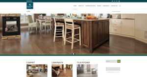 Prduction Flooring Web Development